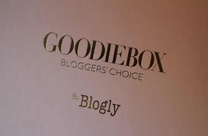 Goodiebox Bloggers Choice by Blogly