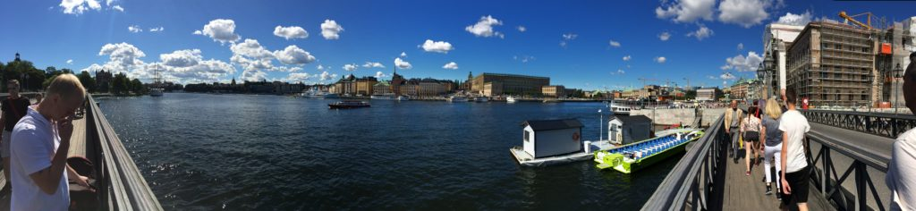 Panorama Ferie i Stockholm